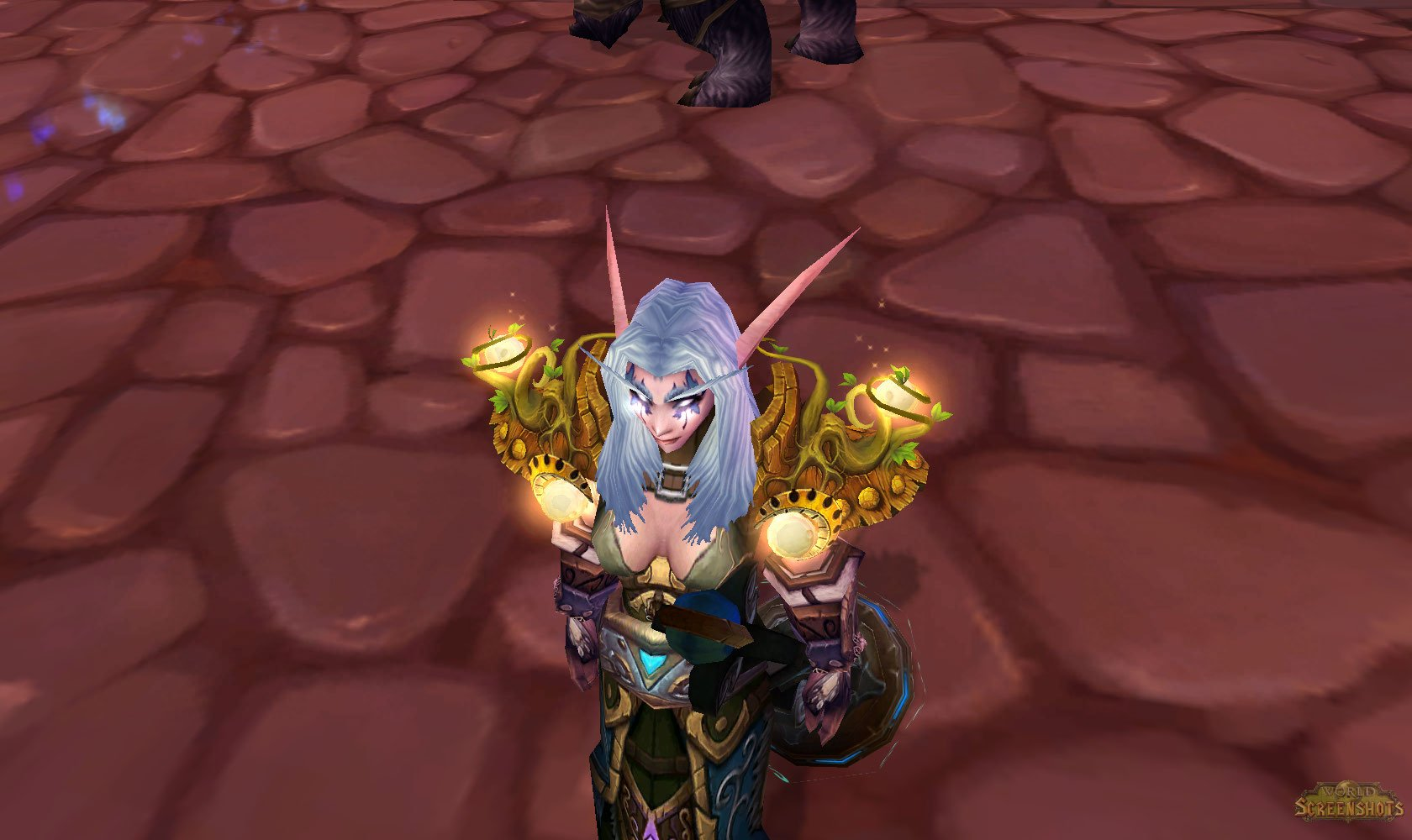 Wow night elf woman nackt xxx pictures